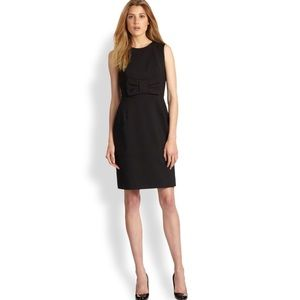 NWOT Kate Spade New York Sleeveless Black Dress